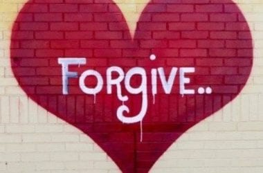 Forgiving Is Not What You Thought