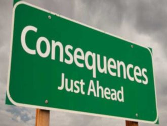 Don't Face The Consequences Of Fear