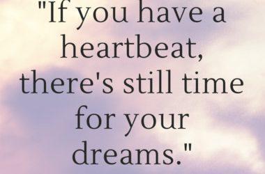 Get Honest About Your Dreams
