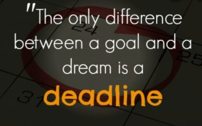 How Do Your Goals Support Your Dreams